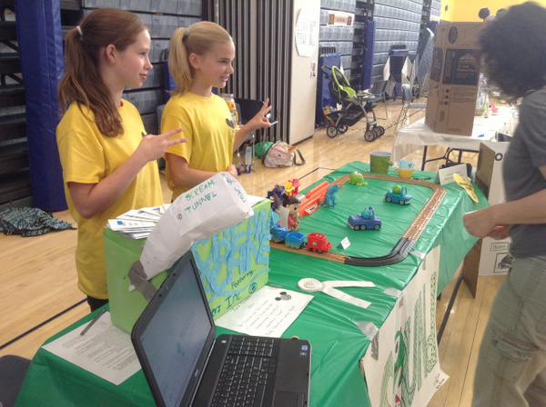 Imagineering Expo 2014 by Northfield Community School