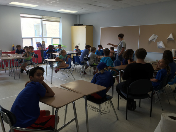 2015 Camp Invention by Northfield Community School