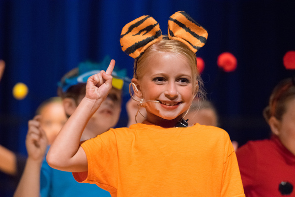 Winnie the Pooh Jr. Cast 1 by Northfield Community School