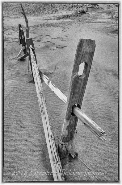 Split Rail by StephenFieldingImages