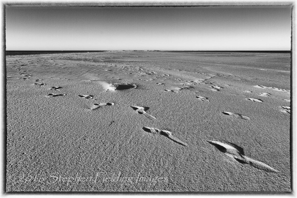 Footprints by StephenFieldingImages