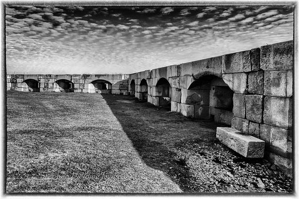 Fort Prebel by StephenFieldingImages