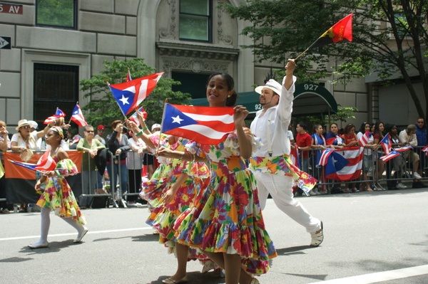 Puerto Rican Parade by GoparPhotography