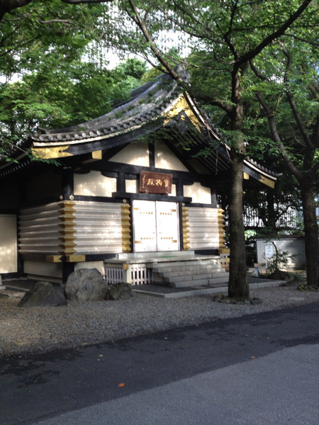The Hie Shrine 日枝神社 by SandyCaster by SandyCaster