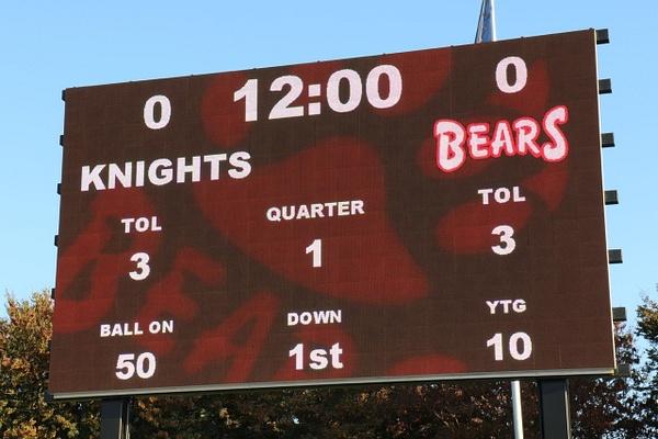 Scoreboard by James Soares