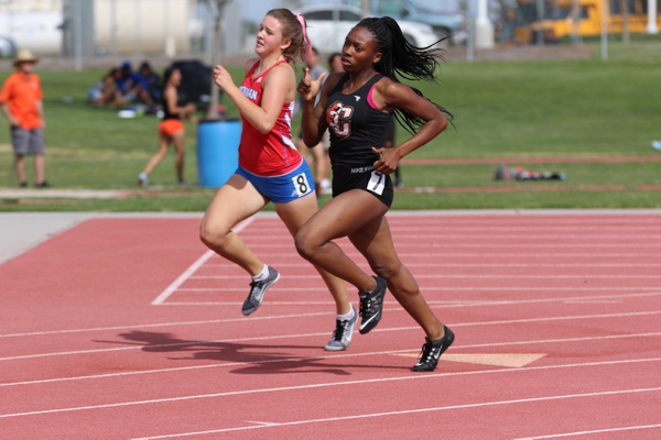 Central Dual Meet by James Soares