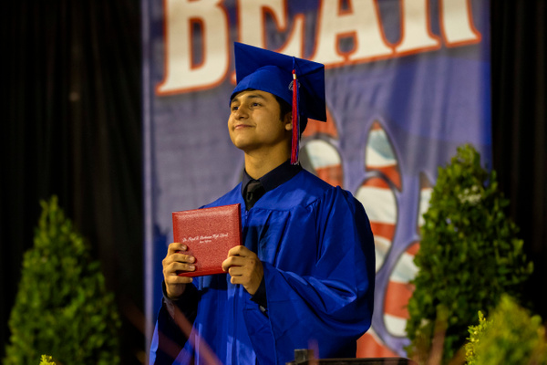 BHS Graduation 2020 June 1 Evening by James Soares