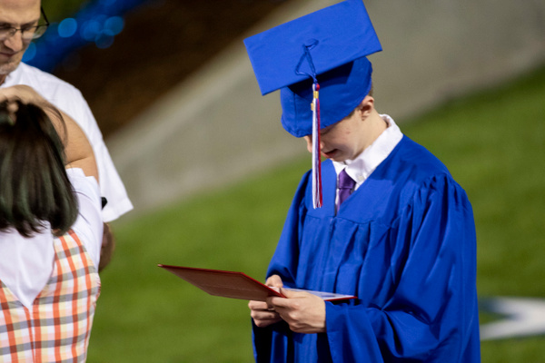 BHS Graduation 2020 June 2 Evening by James Soares