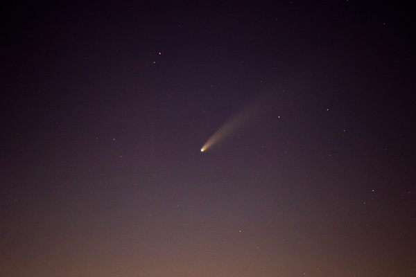 Comet Image 5 by James Soares