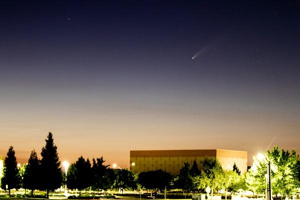 Comet Image 1 by James Soares