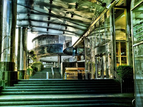 Stairways by Marv Ferg