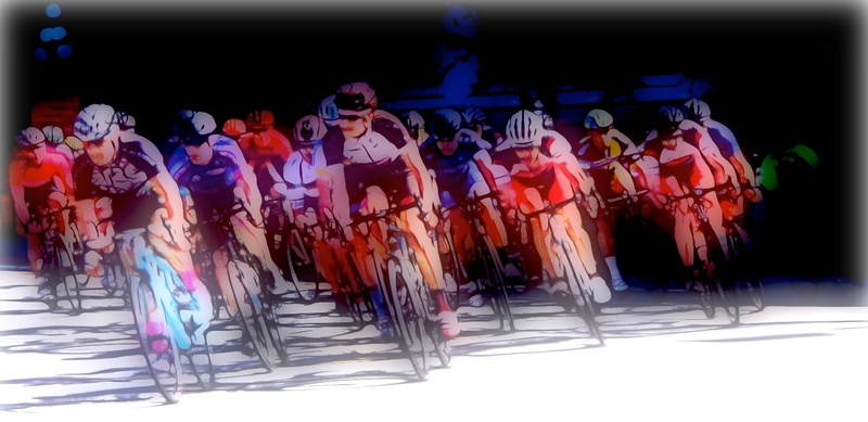 Glo Cyclists