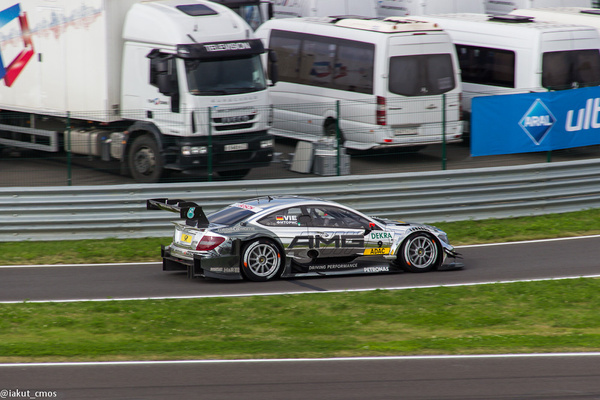DTM. Moscow Raceway 2013. by Ivan Piyanin