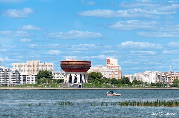 Kazan by IgorKjuSmirnov by IgorKjuSmirnov