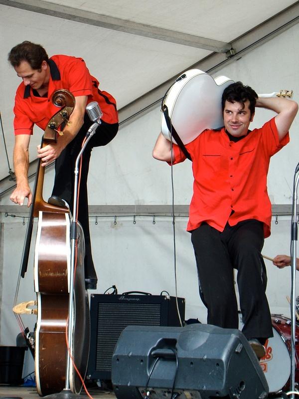 Brno 2011, The Fireballs