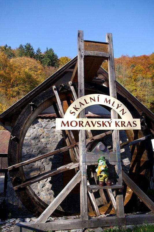Moravský Kras, 2012
