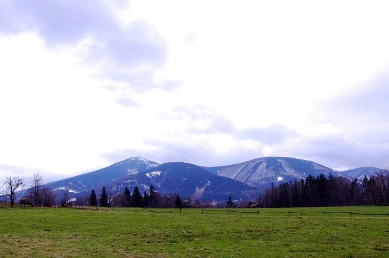 Čeladna, April 2013
