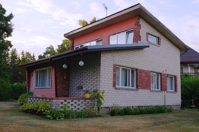 Saulkrasti, July 2013