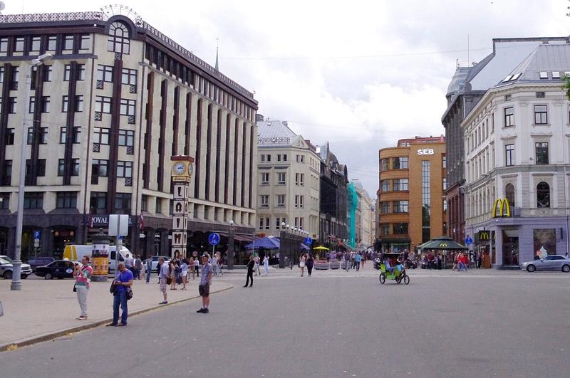 Riga, July 2013