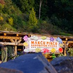 Arboretum Makču Pikču/Paseka