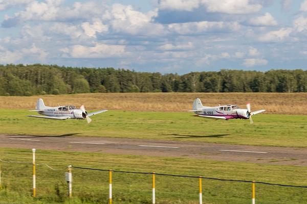 50 лет Як-18т by IgorKolokolov