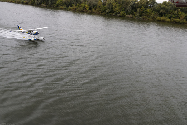 Полет на воду. by IgorKolokolov