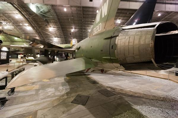 Музей в Дейтоне: F-105 by IgorKolokolov