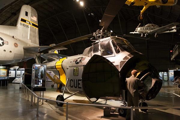 Музей в Дейтоне: UH-19G by IgorKolokolov