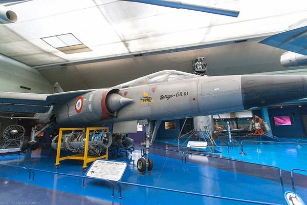 Ле Бурже: Dassault Mirage G8 by IgorKolokolov