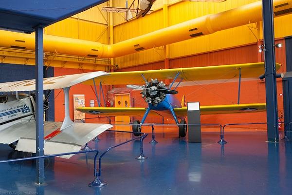 Музей в Ле Бурже: PT-17 by IgorKolokolov