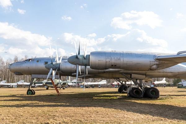 Монино Ту-95Н by IgorKolokolov