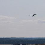 Прилет Cessna-140