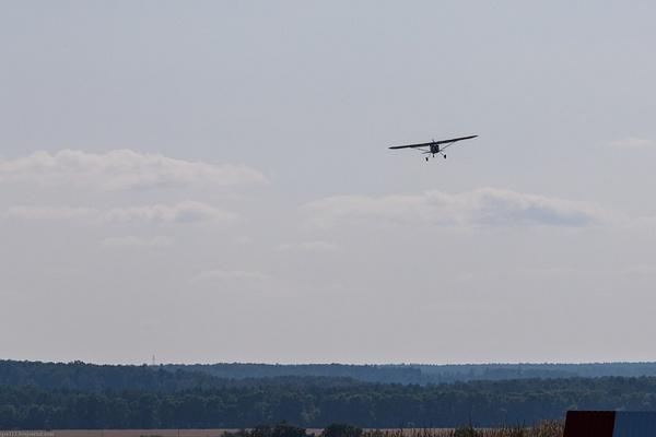 Прилет Cessna-140 by IgorKolokolov