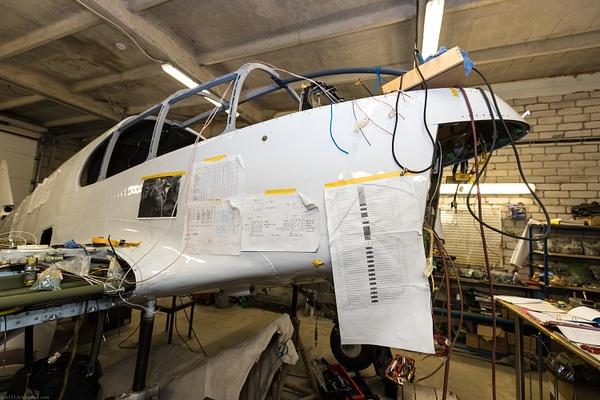 Aero-45 в Эстонии by IgorKolokolov