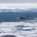 Перегон Ил-2 в феврале 2019 года