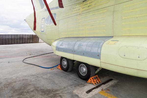 Первый полет Ил-112 by IgorKolokolov