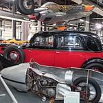 Технический музей в Зинхайм ч13 автомобили ч5.