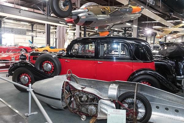 Технический музей в Зинхайм ч13...