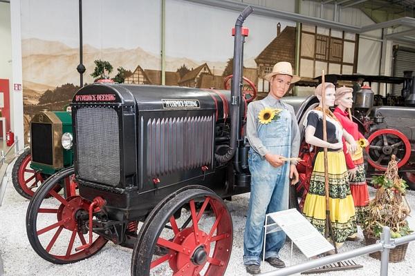 Технический музей в Зинхайме...