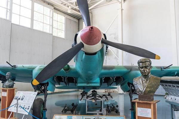 Монино: Ил-2 и Ил-10 by IgorKolokolov