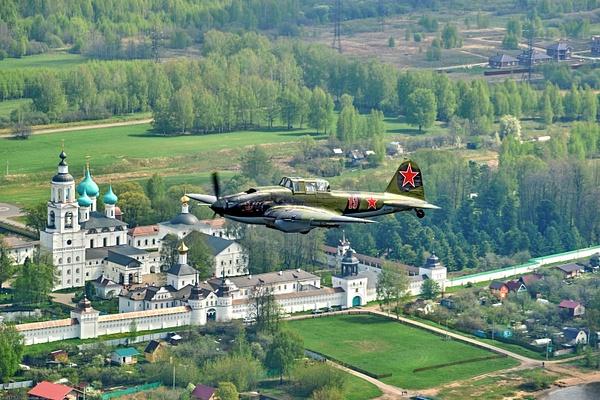 Ил-2 в Ярославле от БЛ...