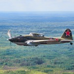 Ил-2 над Новгородом от БЛ Осетинского