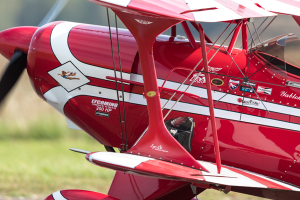 Второй полет Pitts S1S 130919 by IgorKolokolov