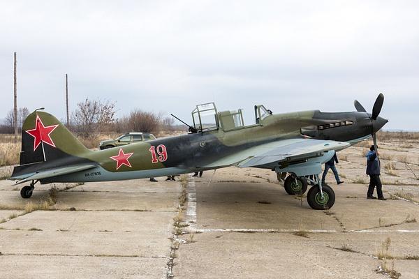 Ил-2 в Самаре ч1 by IgorKolokolov