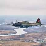Ил-2 в Самаре от БЛ Осетинского