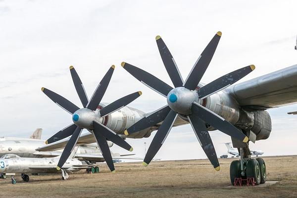 Музей Дальней авиации в...