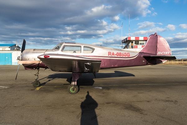 Як-18Т Дуся в марте 2020 года. by...
