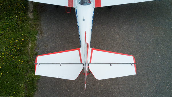 RA-2952G Як-52 by IgorKolokolov