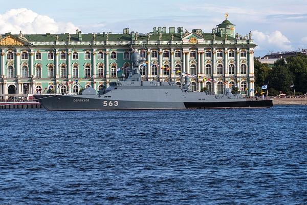 Парад ВМФ 240720 ч3 by IgorKolokolov