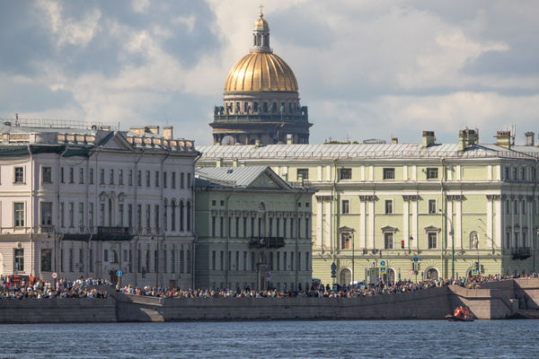 Парад ВМФ 260720 ч1 by IgorKolokolov